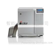 XID9300 retransfer dual sided color card printer