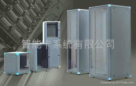 歐洲製RETEX LOGIC2 19吋鋁合金機櫃