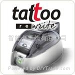 Tattoo Rewrite card printer