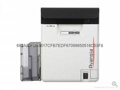 Avansia color card printer