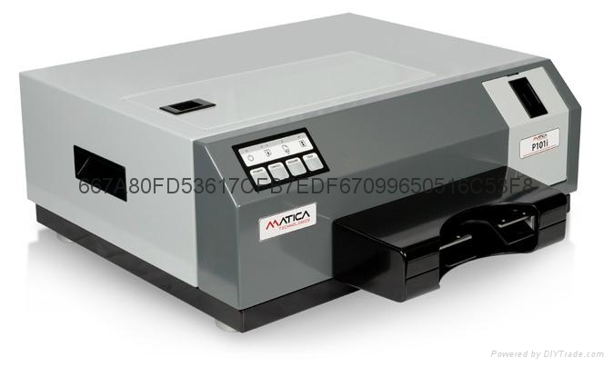 Matica P101i Passport printer 2