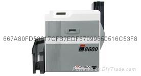 XID8600 熱轉印彩色印卡機 1