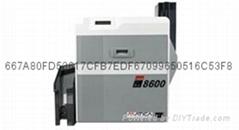 XID8600 热转印彩色印卡机