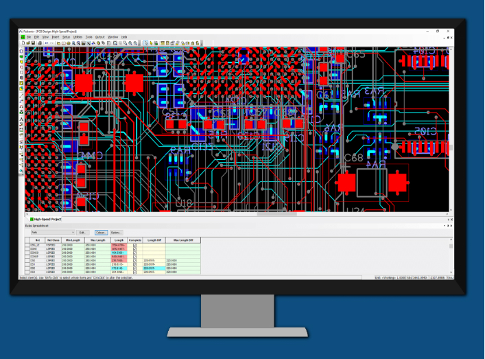 PULSONIX PCB CAD Design Software - Smartcard Systems Limited