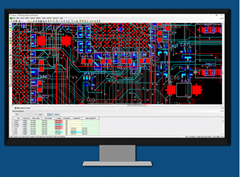 PULSONIX PCB 电脑辅助设计糸统软件