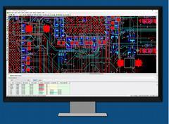 PULSONIX PCB 電腦輔助設計糸統軟件