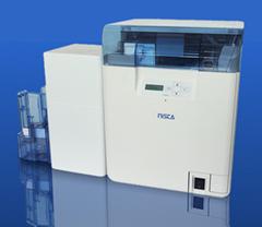 NISCA PR-C201 再转印双面印卡机