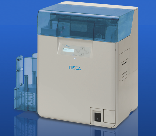 NISCA PR-C201 再转印双面印卡机 2