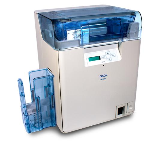 NISCA PR-C201 再转印双面印卡机 3