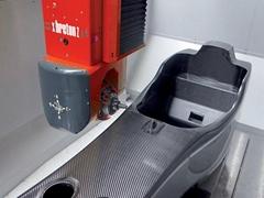 碳纤维制品五轴切割加工