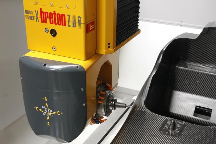 碳纤维制品五轴切割加工 3