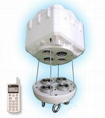 遥控水晶灯升降器