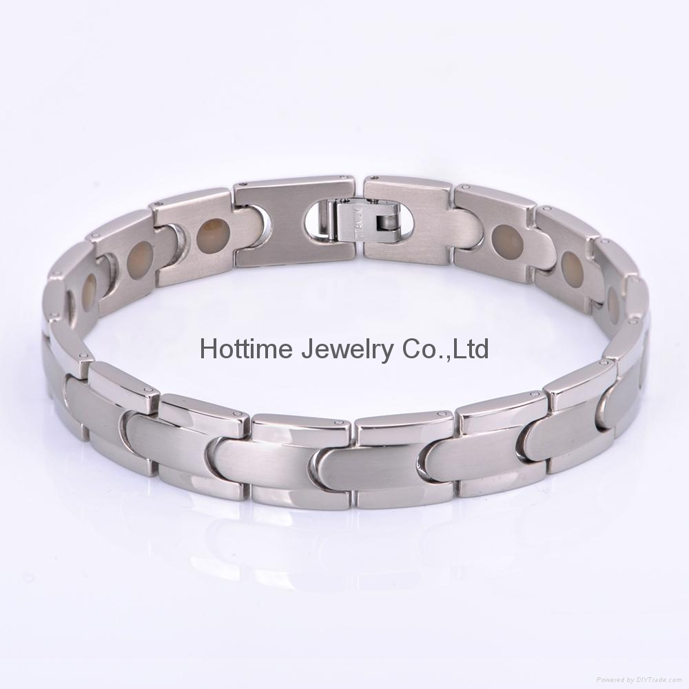 Magnetic Stainless Steel Bracelet 2