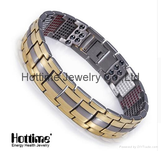 Magnetic Stainless Steel Bracelet 3