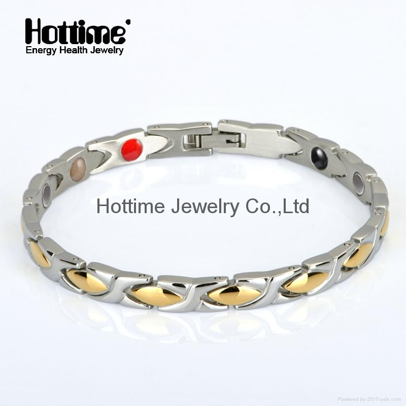 Magnetic Stainless Steel Bracelet 4