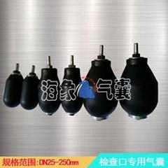 豎管閉水氣囊堵水氣囊DN110