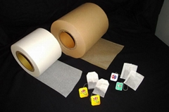 Heat-seal and Non-heat-seal Tea Bag Paper