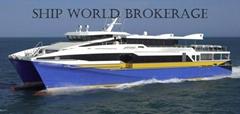 Ferry medium speed day passenger