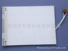 青島思進廠家批發高品質背光源白色導光板
