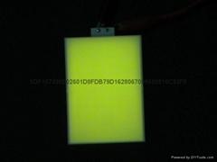 定制SA102AA黄绿灯背光源背光板