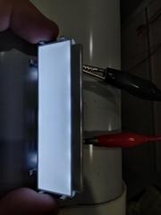 南京工厂专业定制各种颜色背光源黑白屏背光源背光板