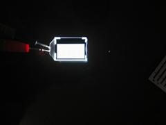 无锡思进厂家批发高品质背光源白色导光板