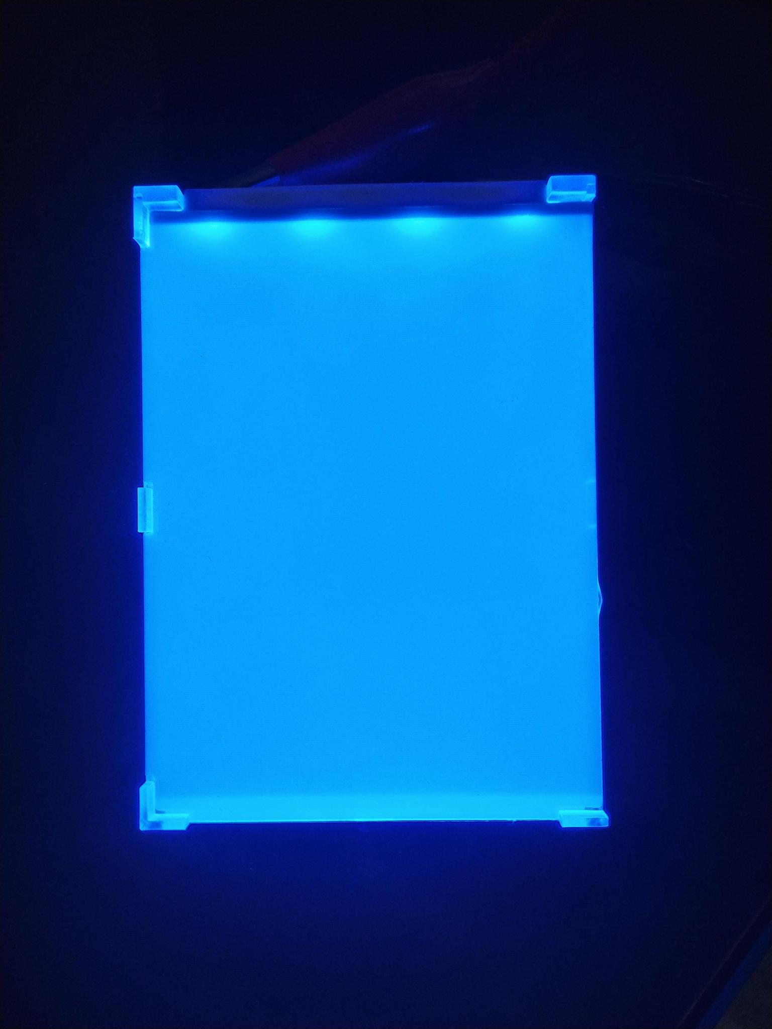 成都思進廠家定製供應藍色高亮LED背光源 3