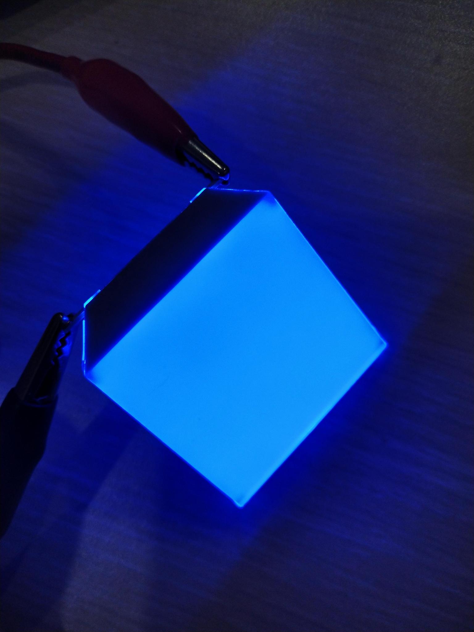 重慶思進科技承接量大背光源訂製LED背光板加工 4