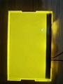 工廠直銷各類LCD背光源超薄導光板 4