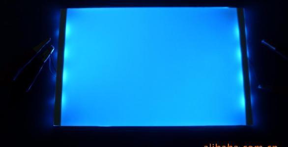 南京工廠專業定製各種顏色背光源黑白屏背光源背光板 3