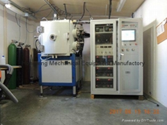 TiN TiAlN TiCN coating machine for metal molds PVD machinery