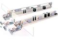 连续性ITO导电玻璃磁控溅射生