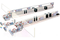 連續性ITO導電玻璃磁控濺射生