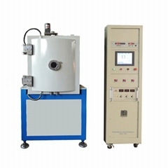 Physical Vapor Deposition High Vacuum Magnetron Sputtering Coating Machine