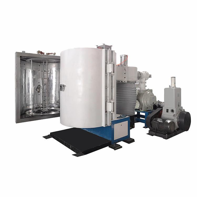 ABS塑料產品真空蒸發鍍膜設備 1