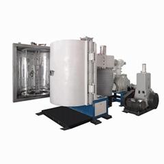 ABS塑料產品真空蒸發鍍膜設備