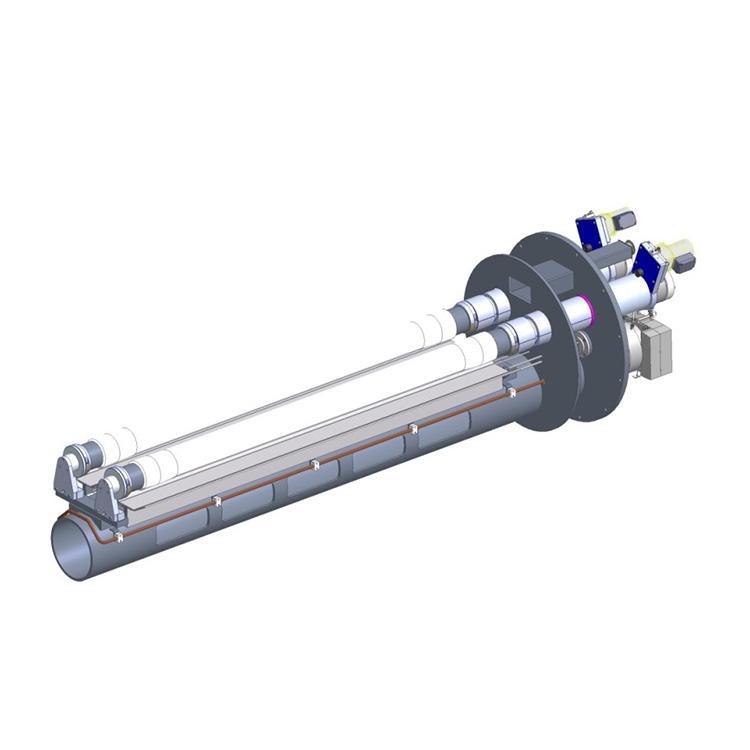 汽車配件磁控濺射真空鍍膜機 3