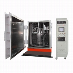 PVD Sputtering Deposition Coating Machines High Vacuum Plating Equipment