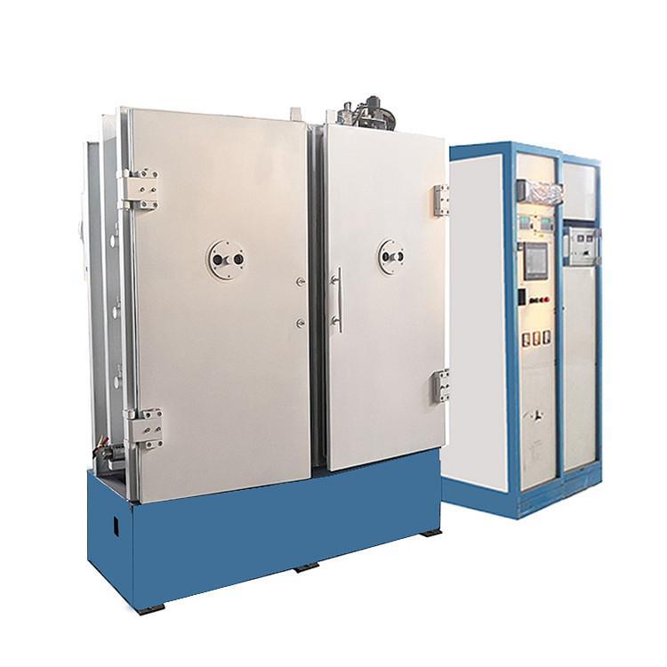 塑料配件高真空磁控溅射镀膜设备 2