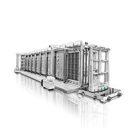 連續性ITO導電玻璃磁控濺射生產線 3