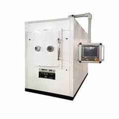 PVD镀膜和功能性膜层高真空多弧离子镀膜机