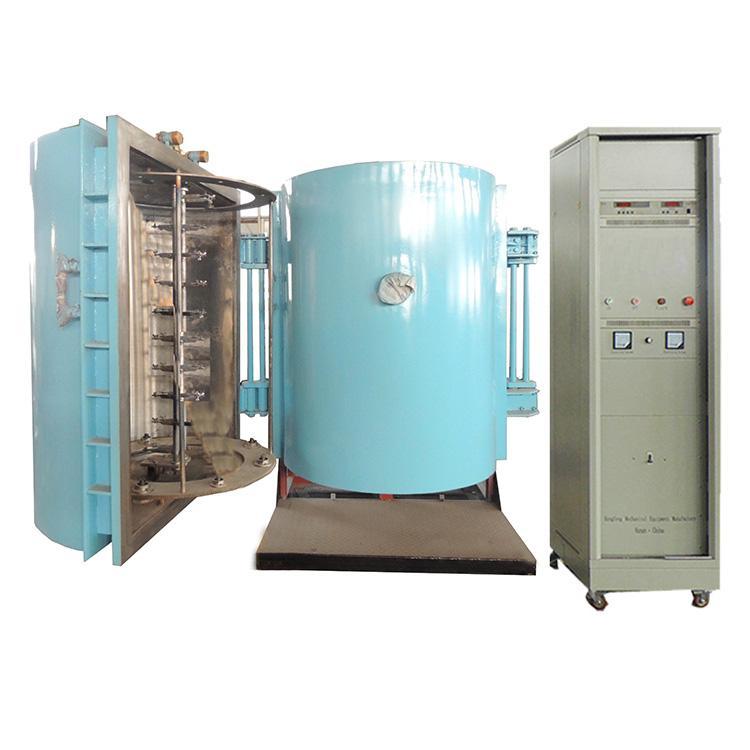 真空塑料金属化蒸发镀膜设备 1