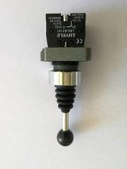 PA12 2NO Straight 2 Direction alternate Monolever Joystick Switch