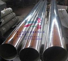 316L不鏽鋼工業大圓管