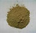 The supply of Sargassum powder