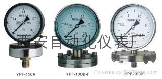 TTP-150差動遠傳壓力表 1
