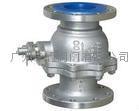 广州自来水处理公司专用球阀