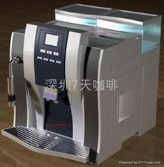 深圳会展咖啡机租赁