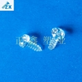 M3*8 M4*10塑膠料尼龍加玻纖自攻螺釘 1