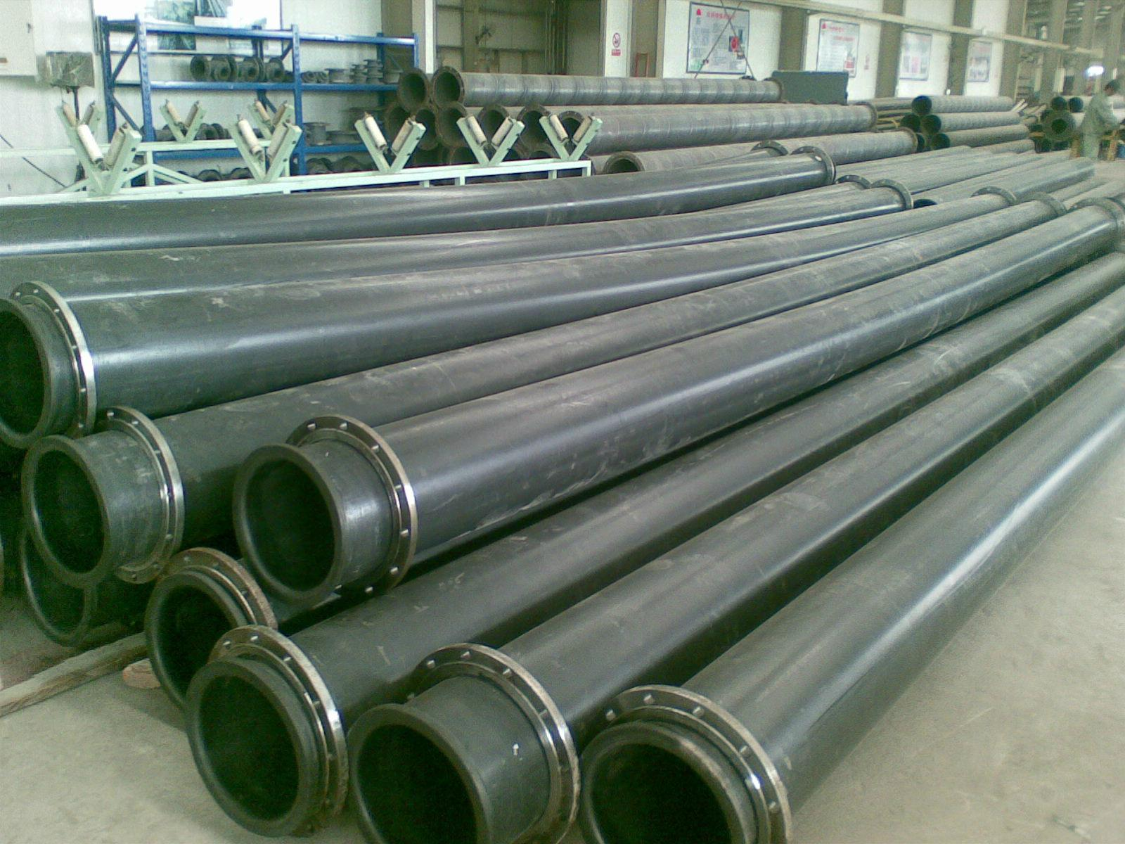 UHMWPE dredge pipes 4